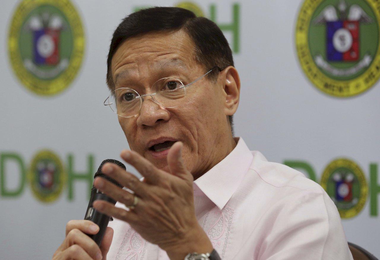 菲律賓疫情再升溫 不排除擴大封鎖措施