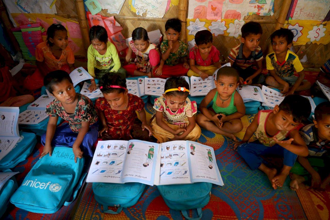疫情威脅 聯合國:難民兒童失學人數將增逾數百萬人
