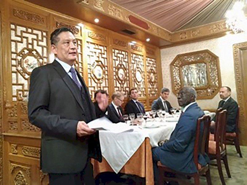 義大利智庫參院辦研討會  要求究責「中國病毒」