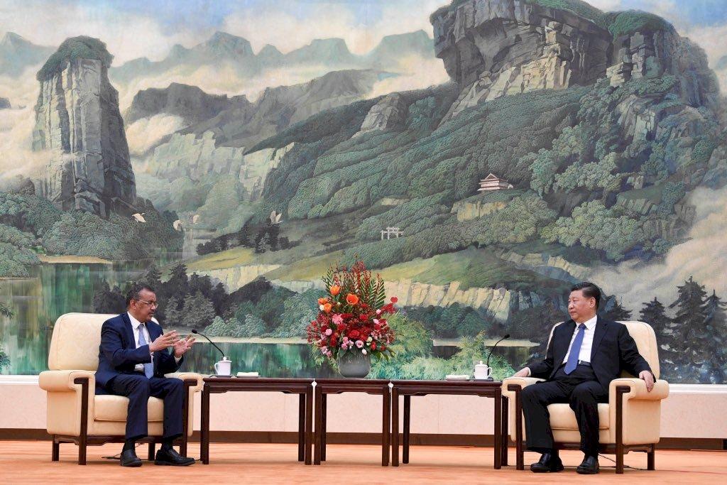 法媒:中國施壓世衛 拒列武漢肺炎國際緊急事件