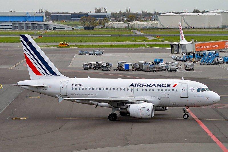 俄羅斯未批准繞過白俄航道 法航取消飛莫斯科班機