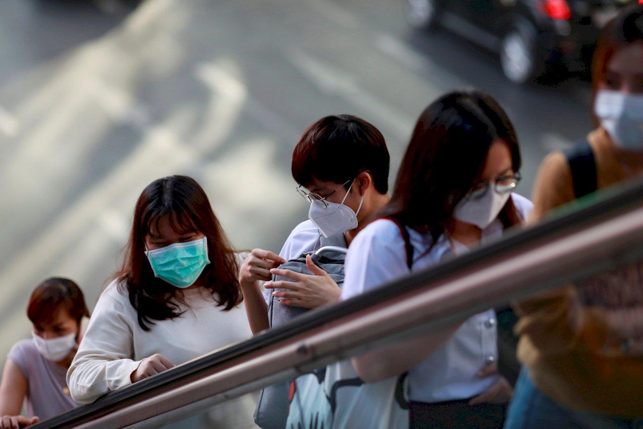 泰國首起武漢肺炎境內傳染病例 計程車司機確診