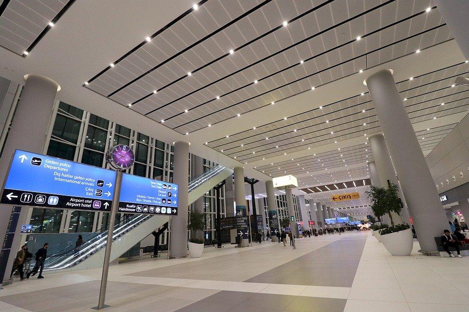 來自台日韓星馬港旅客 土耳其機場實施檢疫
