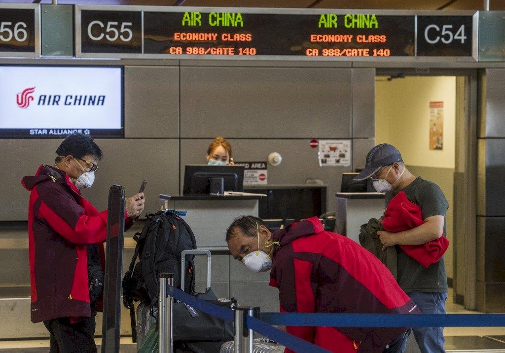 武漢肺炎加強檢疫 美為入境禁令辯護擬擴大撤僑