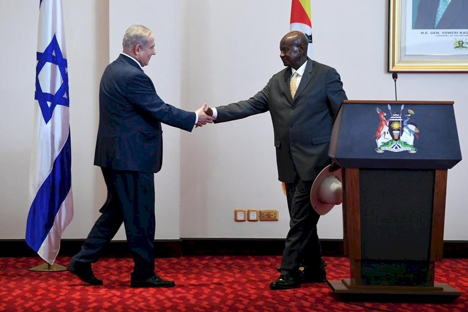 以色列拉攏非洲 盼烏干達在耶路撒冷設使館