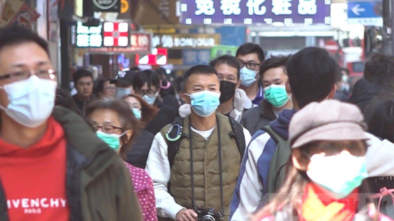 香港衛生部門:不排除武漢肺炎在社區爆發