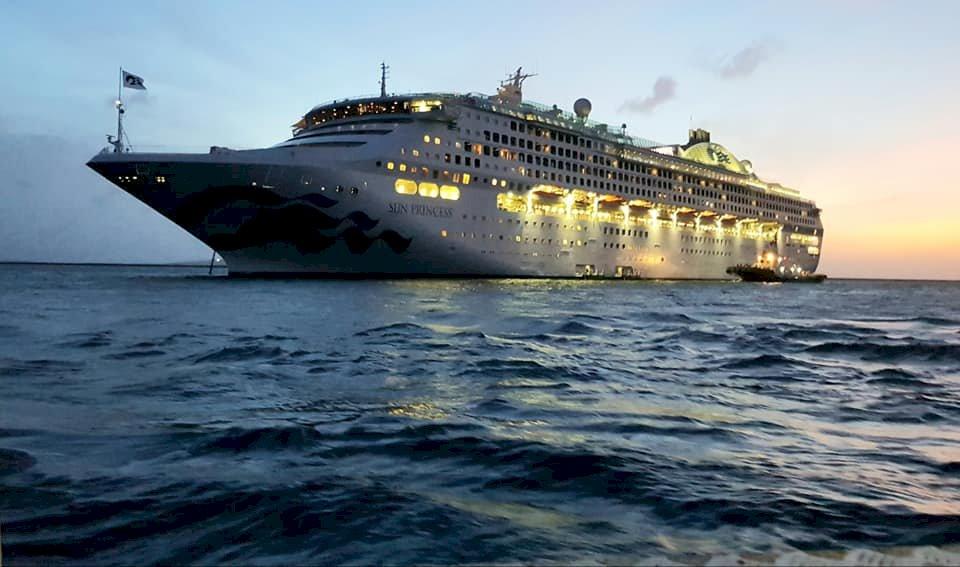 鑽石公主號爆疫情 公主遊輪:已謝絕陸客、提升防疫