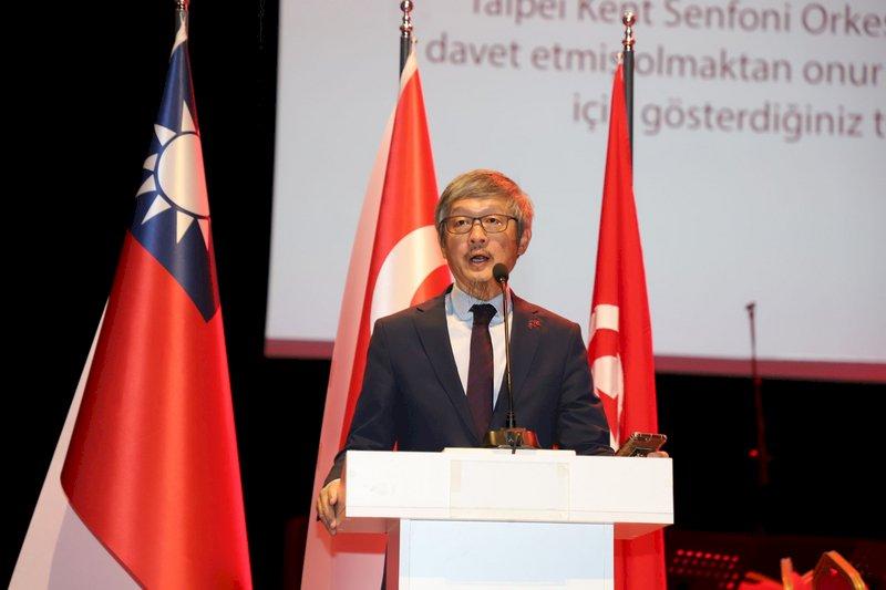 台灣防疫角色 駐土耳其代表鄭泰祥:國際應重視