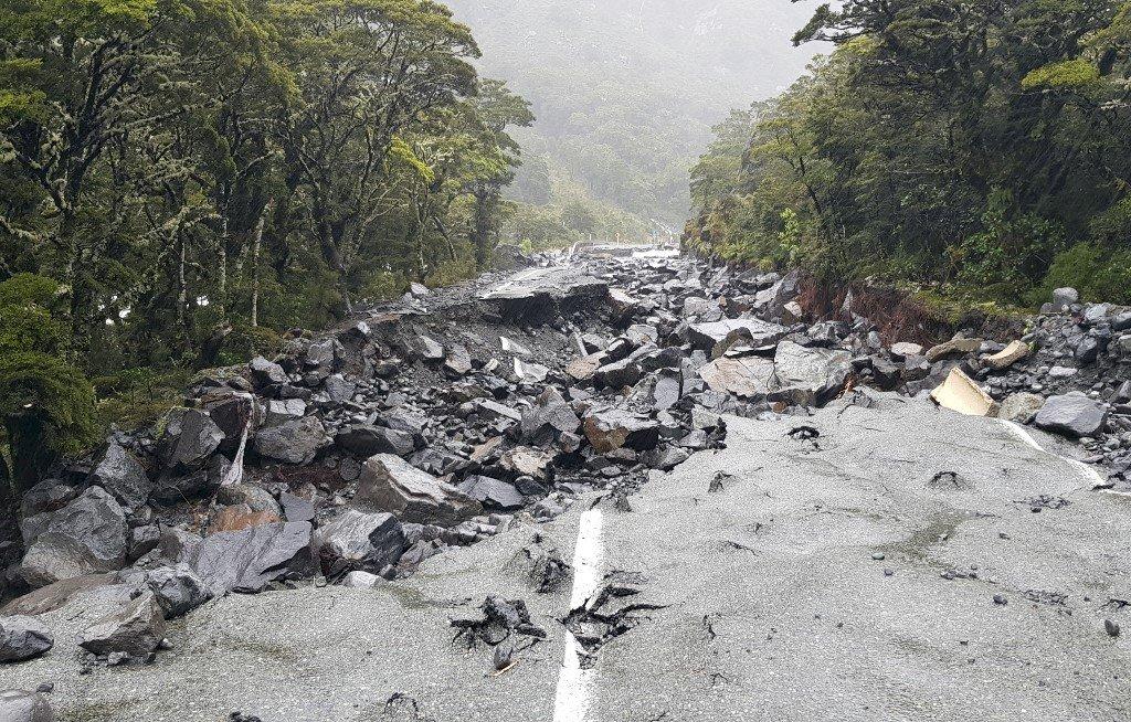 紐西蘭南島洪災 數千名居民撤離家園