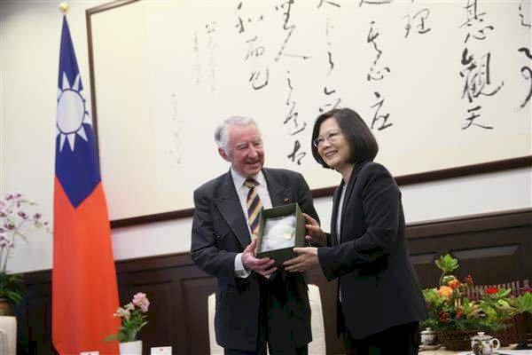 台英國會小組致函譚德塞 支持台灣參與WHO