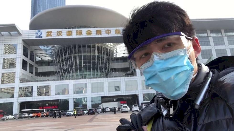照樣噤聲!中國公民記者採訪被強制隔離 南京學者談疫情遭拘