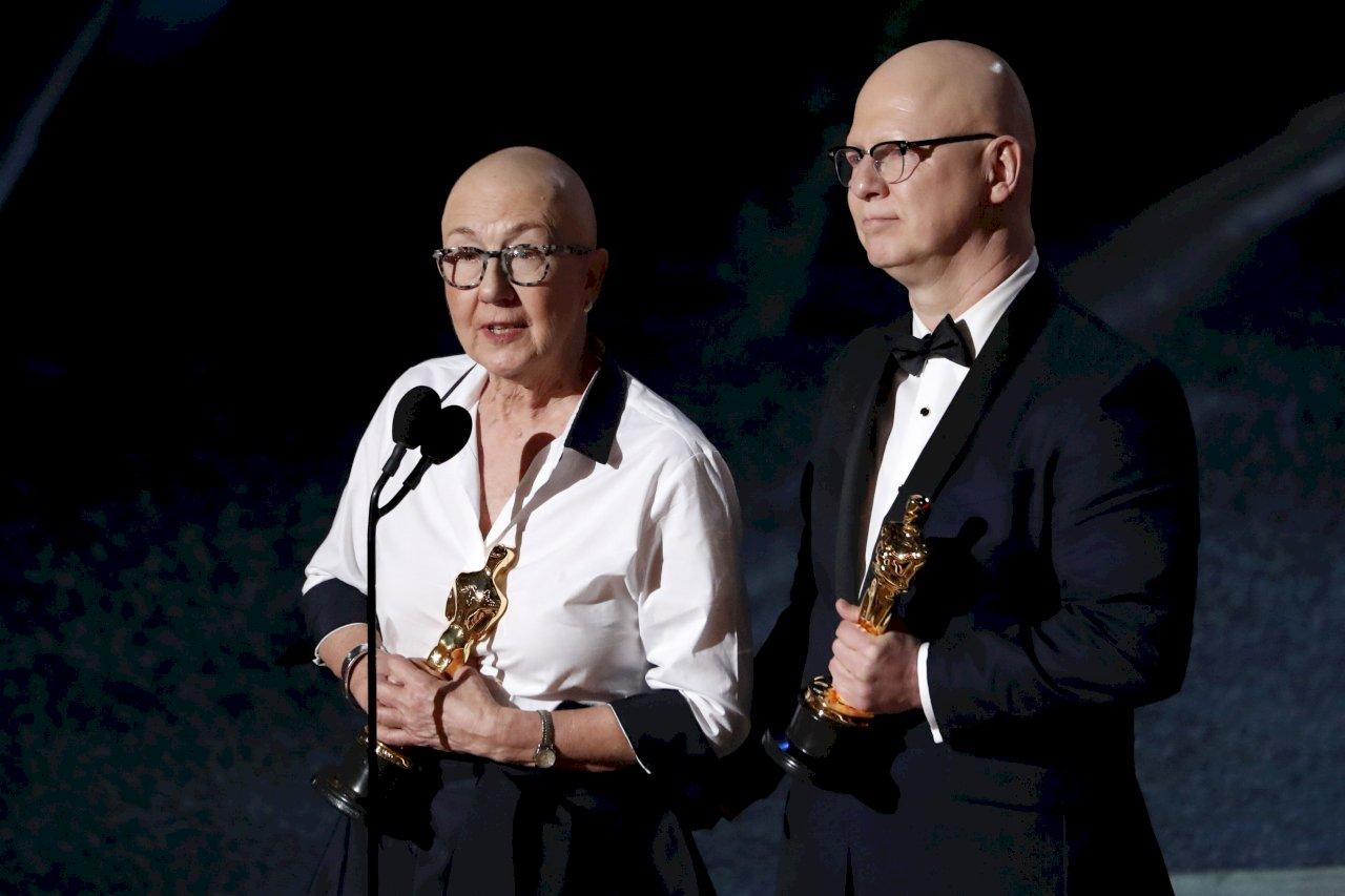 歐巴馬夫妻製作「美國工廠」 獲奧斯卡最佳紀錄片