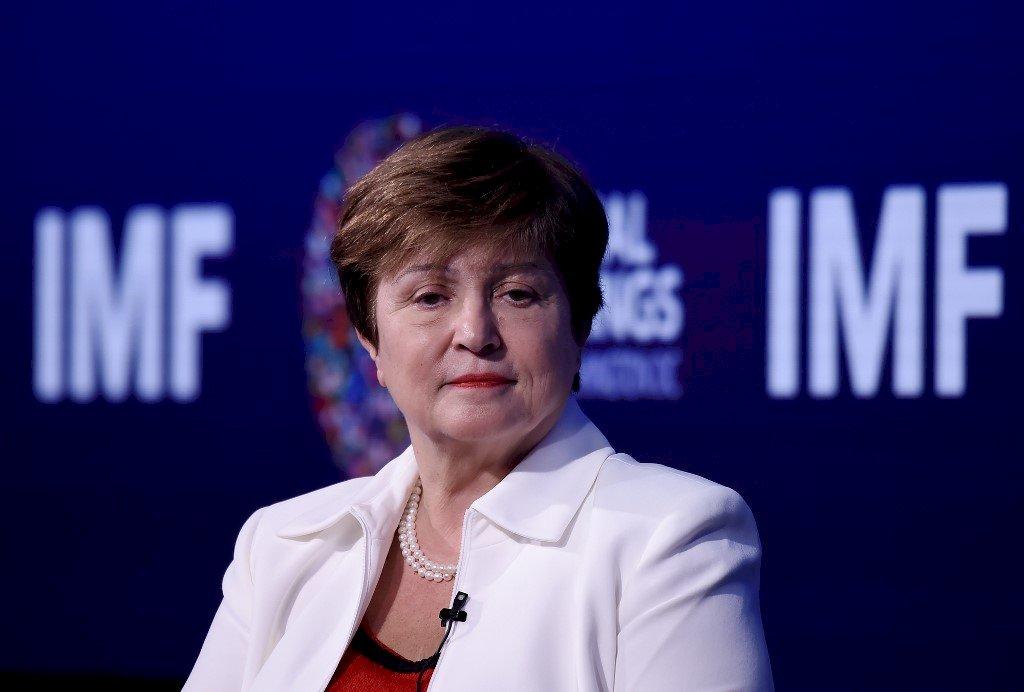 IMF總裁涉中國數據造假醜聞 經濟學人籲下台