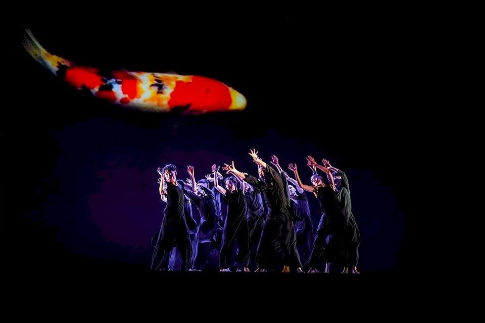 雲門首登法國夏佑劇院 鄭宗龍「十三聲」把艋舺搬進巴黎