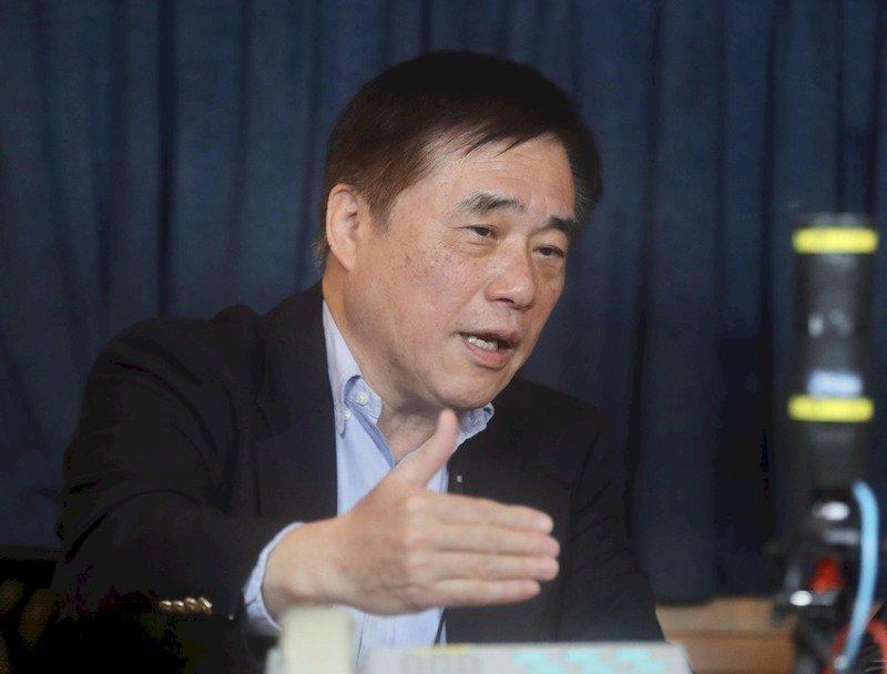 朱立倫宣布參選國民黨主席 郝龍斌:非常值得肯定