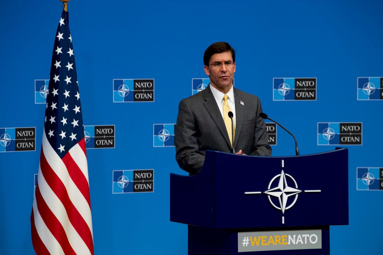 美防長:與塔利班達成7日減少暴力協議