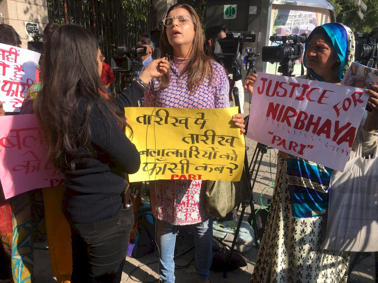 德里女大生輪暴案促印度女權覺醒 性侵恐懼仍難平