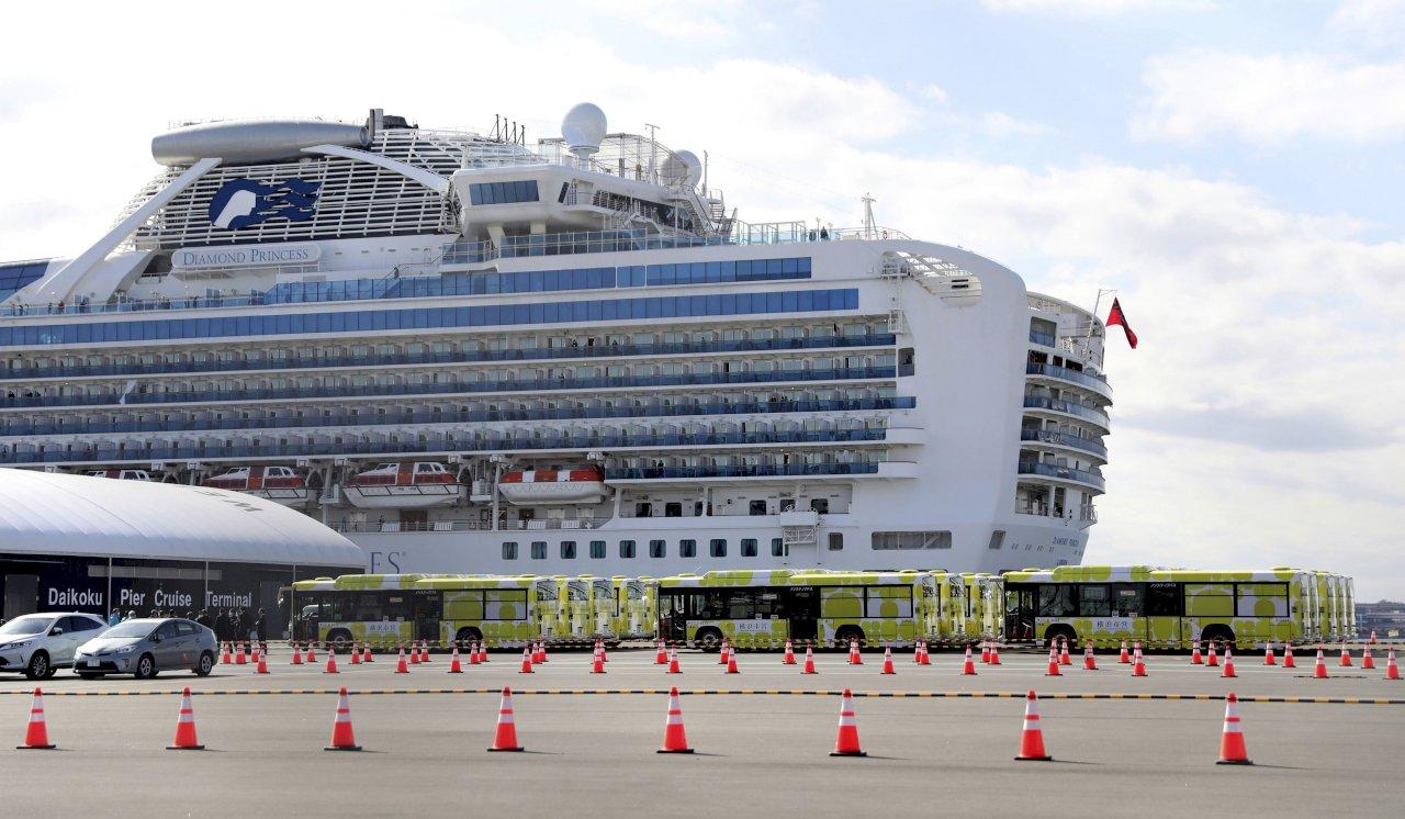 南韓派總統專機 接回鑽石公主號7韓籍乘客船員
