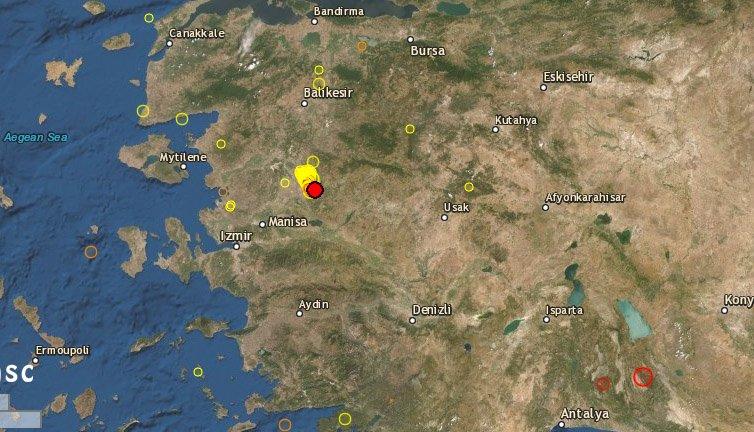 土耳其與伊朗邊界規模5.7地震 土國已釀7死