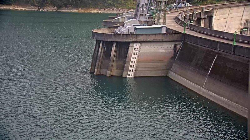 水庫拉警報 翡翠石門水位創今年新低