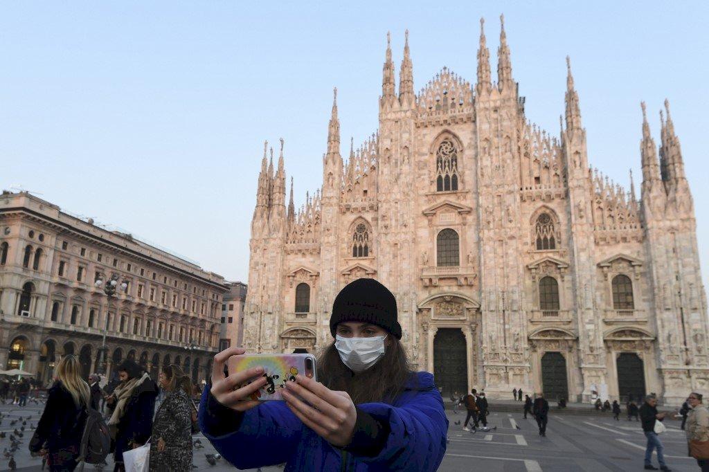 風水輪流轉 義大利邁入免戴口罩低風險里程碑