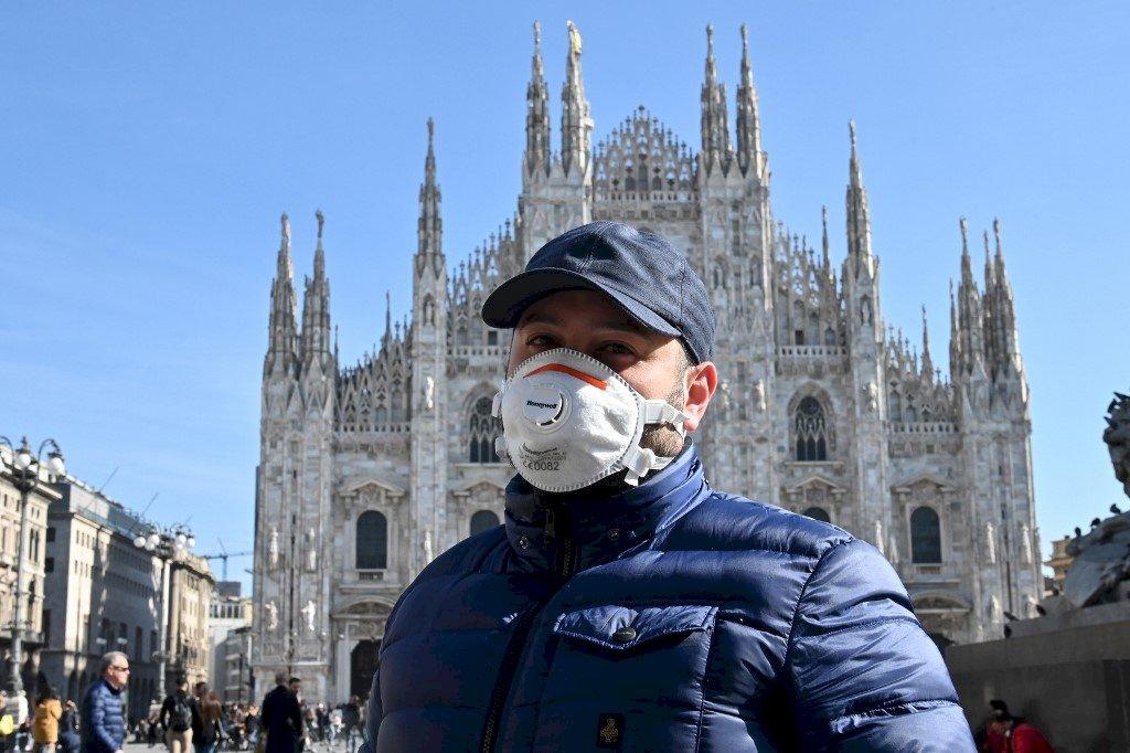 28日起 義大利不再強制戴口罩