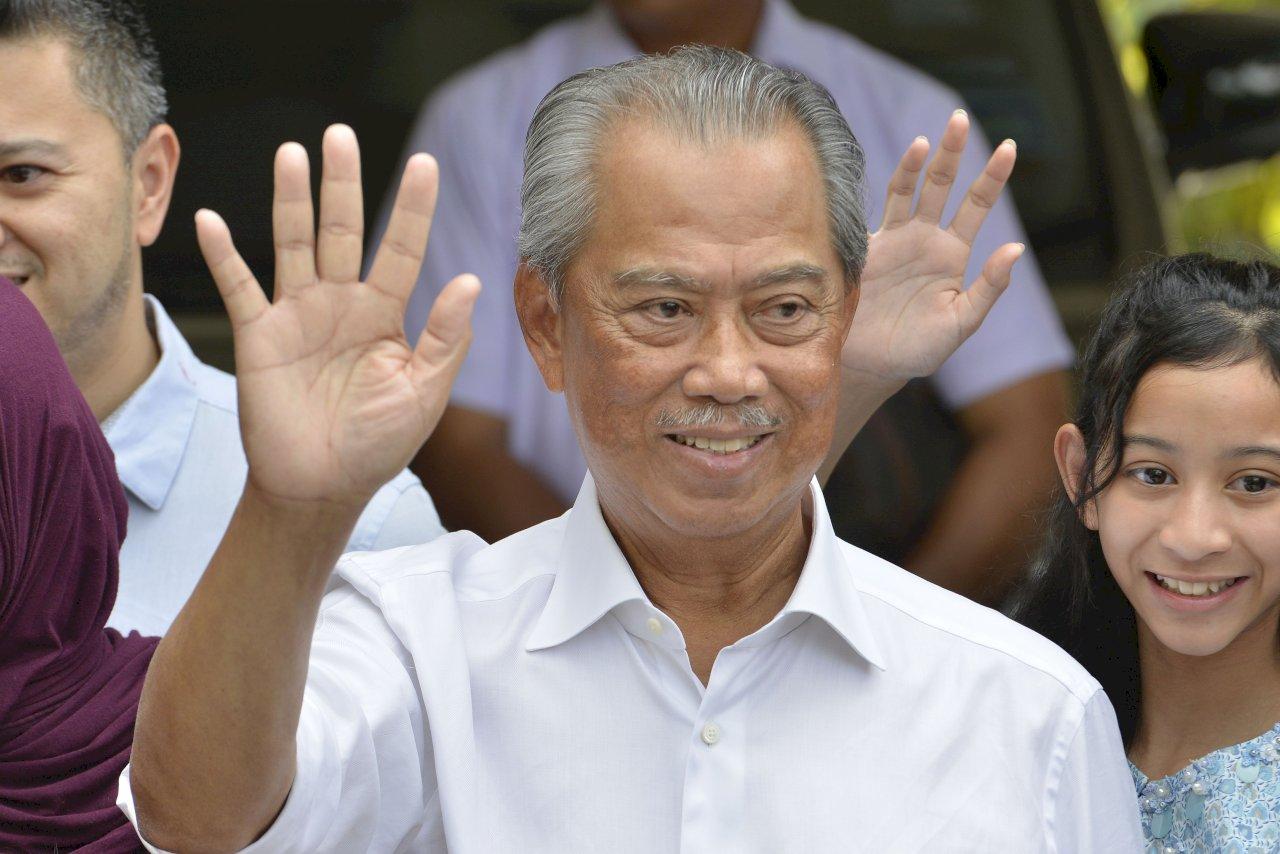 接班人選不明 馬來西亞首相慕尤丁預料今請辭
