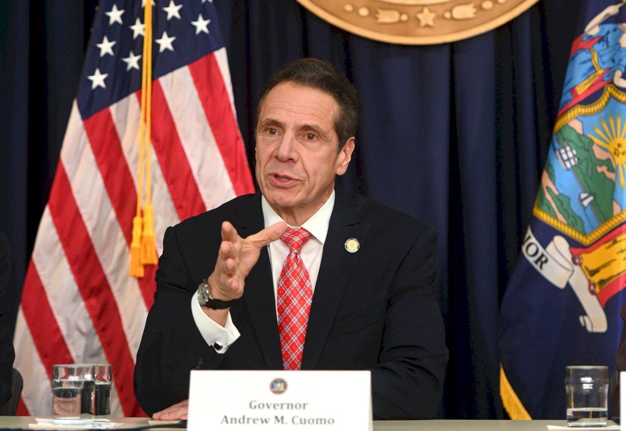 紐約州長古莫為性騷擾案道歉 但拒絕辭職