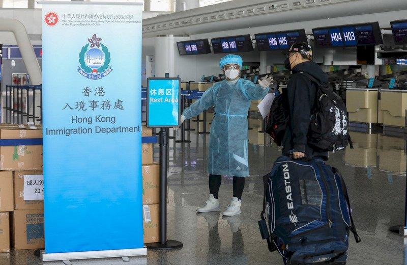 發現N501Y變種病毒 香港禁印巴菲班機2週