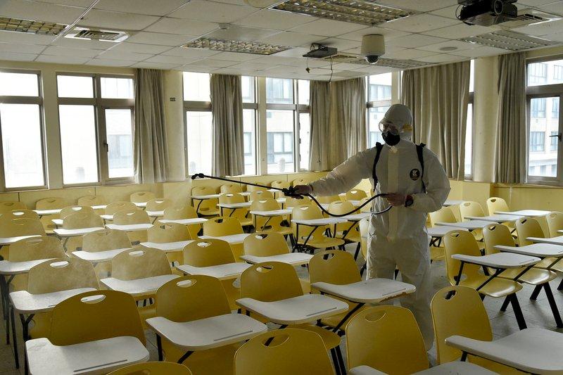 學生曾到諾富特  文化大學全校消毒  新北某科大匡列92人
