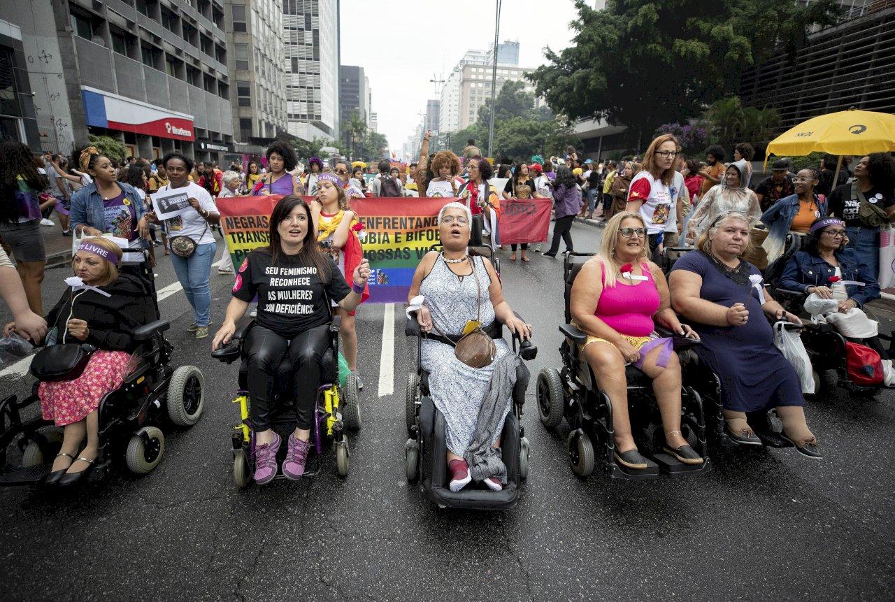 全球女性無懼疫情 國際婦女節力爭平等(影音)