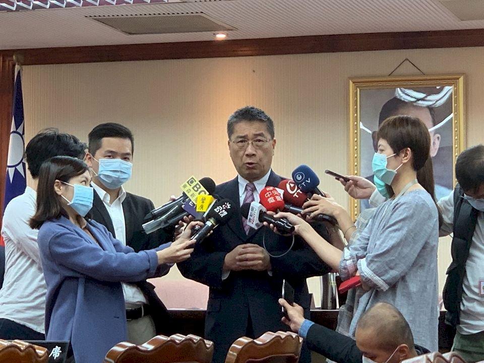 全國酒測暫停投入防疫 徐國勇籲給警力彈性與掌聲