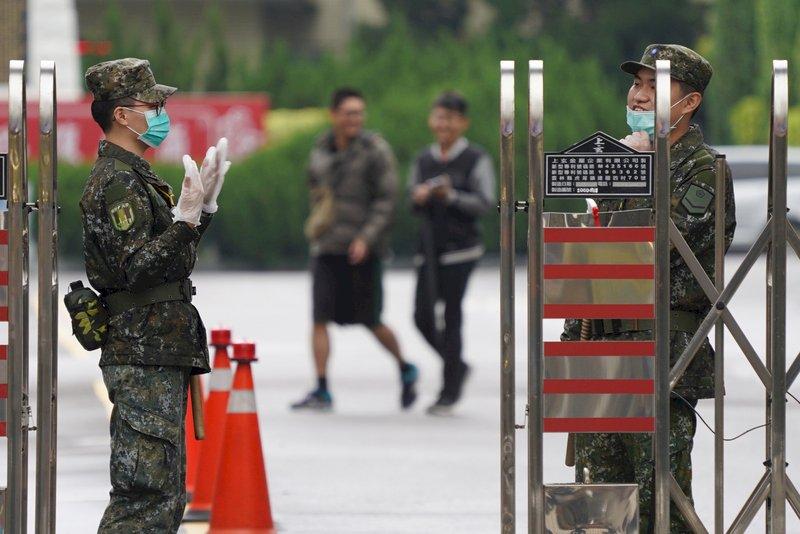 因應武漢肺炎 國防部設國家備援收容中心