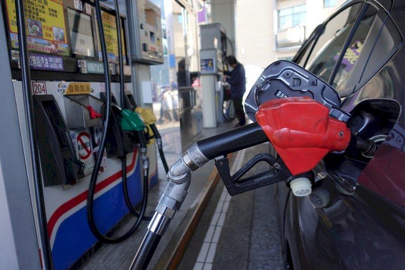 中油汽、柴油價格均不調整