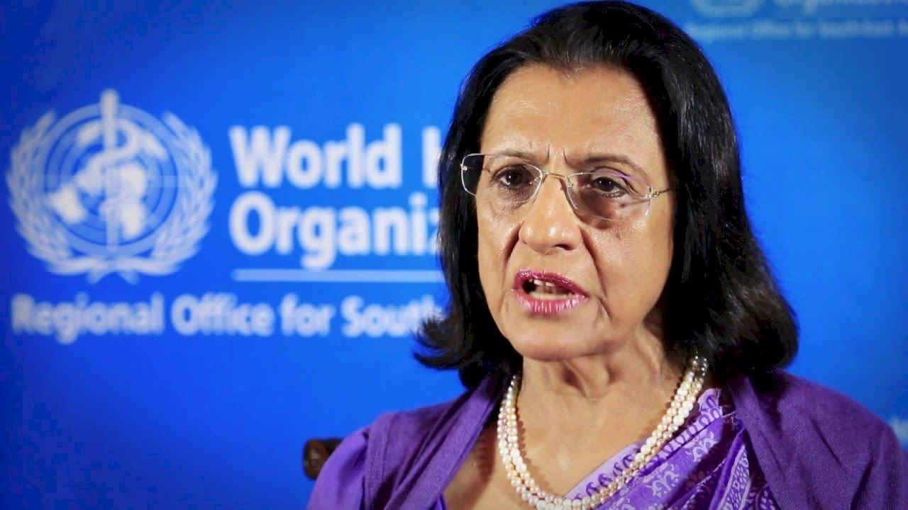 WHO宣布 斯里蘭卡與馬爾地夫根除麻疹