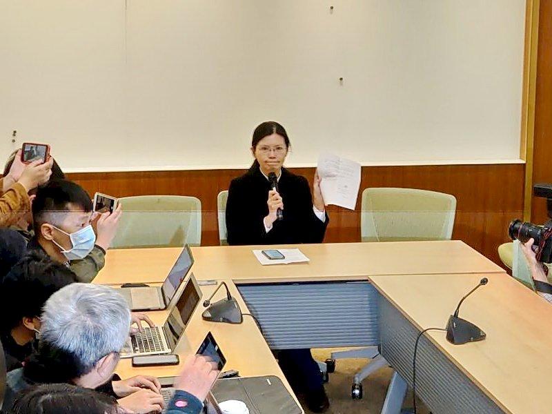 疫情蔓延 李凈瑜盼中國同意李明哲來電報平安