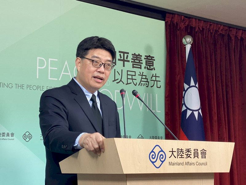 陸委會:密切觀察武漢疫情 後續接返待兩岸溝通