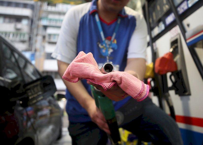 19日起中油柴油價格漲1角 汽油不調整