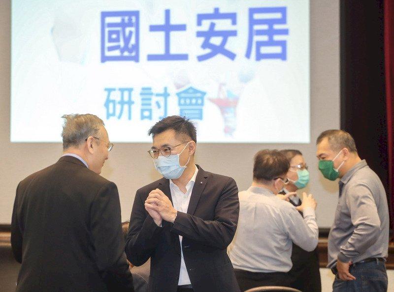防疫研討會縣市長沒人出席 江啟臣:以行動證明與地方溝通順暢