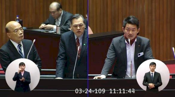 立委建議邀香港人來台當兵蘇揆:要慎重