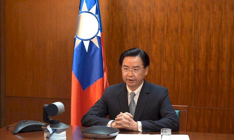 吳釗燮專文登荷媒 指聯合國封鎖台灣為錯誤政策