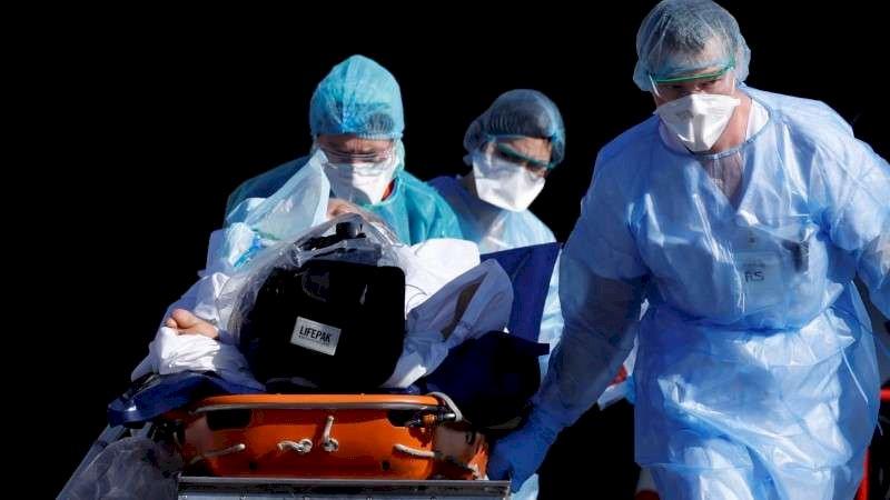 未在期限前接種疫苗 法國3000醫護遭停職