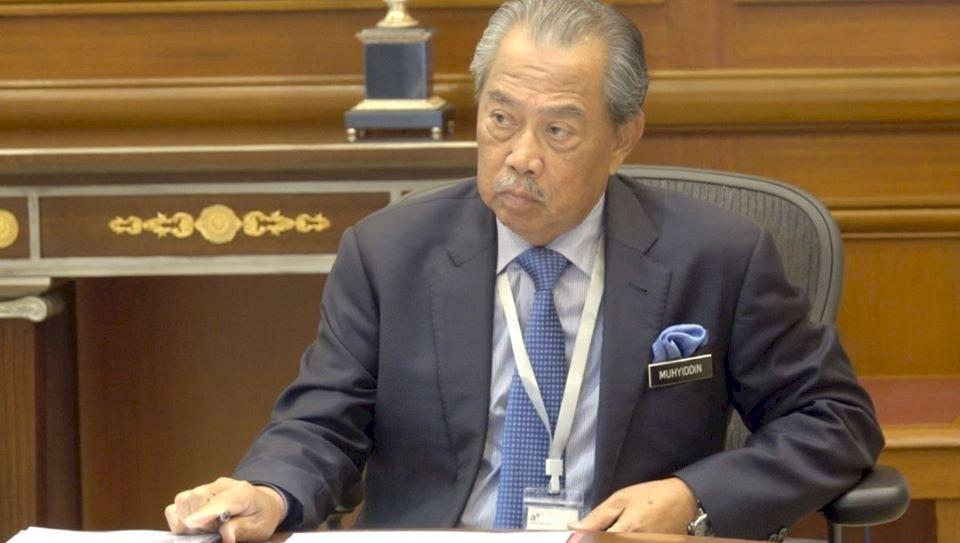 馬來西亞變天? 慕尤丁:我仍是合法首相