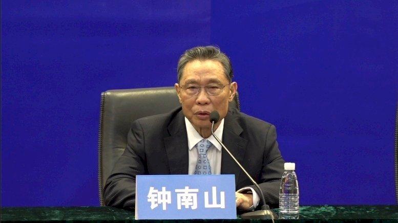 無症狀感染者頻傳 鍾南山:中國不會爆發第二波疫情