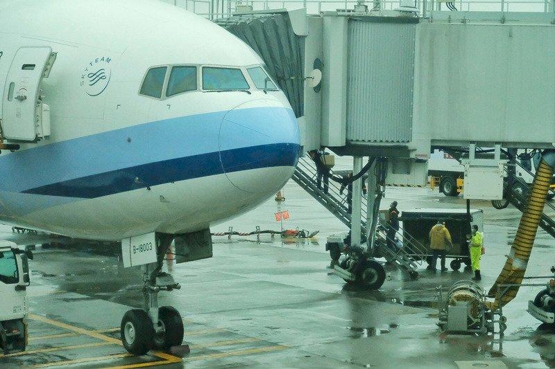 滯鄂民眾接返 定時定點航班20、21日上海飛桃園