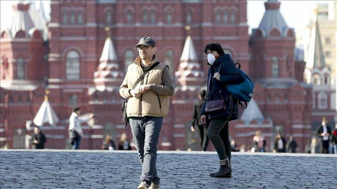 Delta變異病毒肆虐 莫斯科單日144例不治創新高