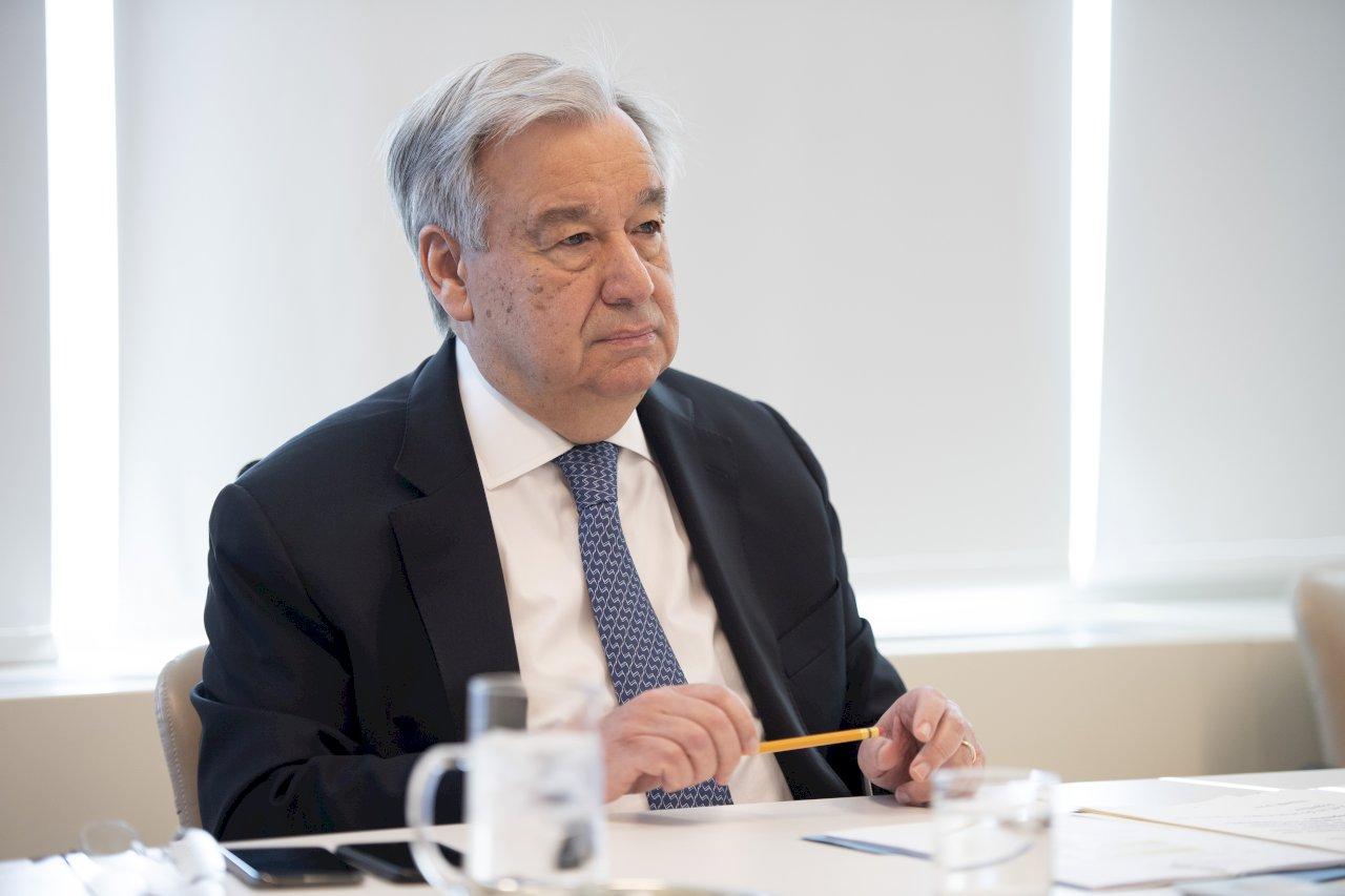 安理會支持古特瑞斯 連任聯合國秘書長
