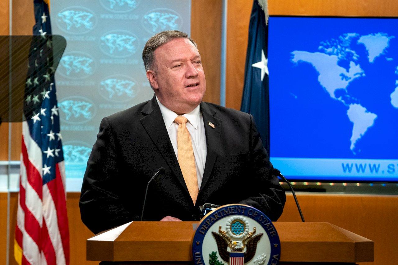 北韓軍方槍擊南韓哨所 美國務卿蓬佩奧稱是意外