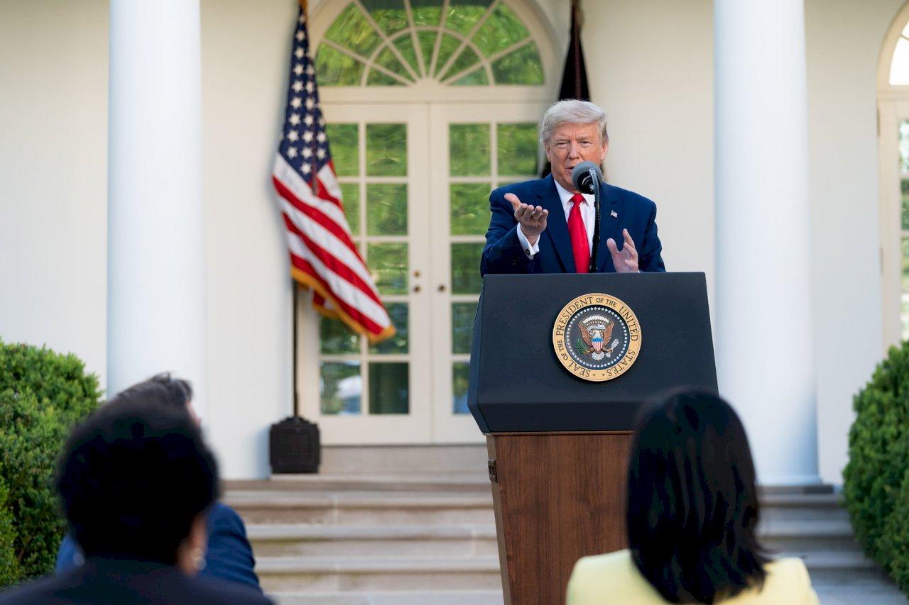 回應川普 中國:美國不應以關稅作為武器