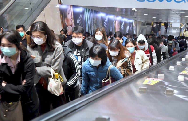 原認台灣必成疫情熱點 彭博社作者:生活竟如常到簡直「荒謬」